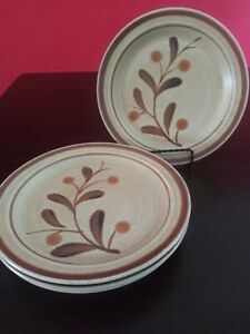 Premiere-Potterskraft-Wild-Berries-P5026-Set-of-4-Salad-Plates-7-3-4-034