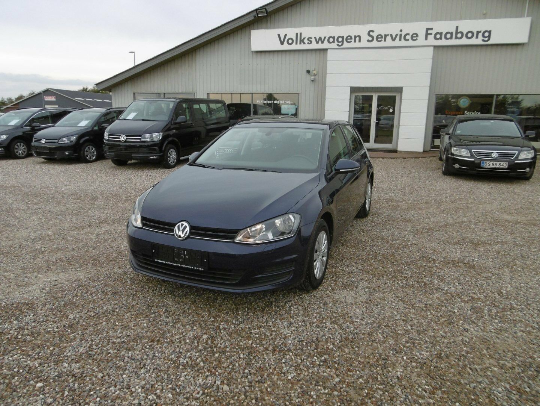 VW Golf VII 1,4 TSi 125 Edition 40 BMT 5d - 194.700 kr.