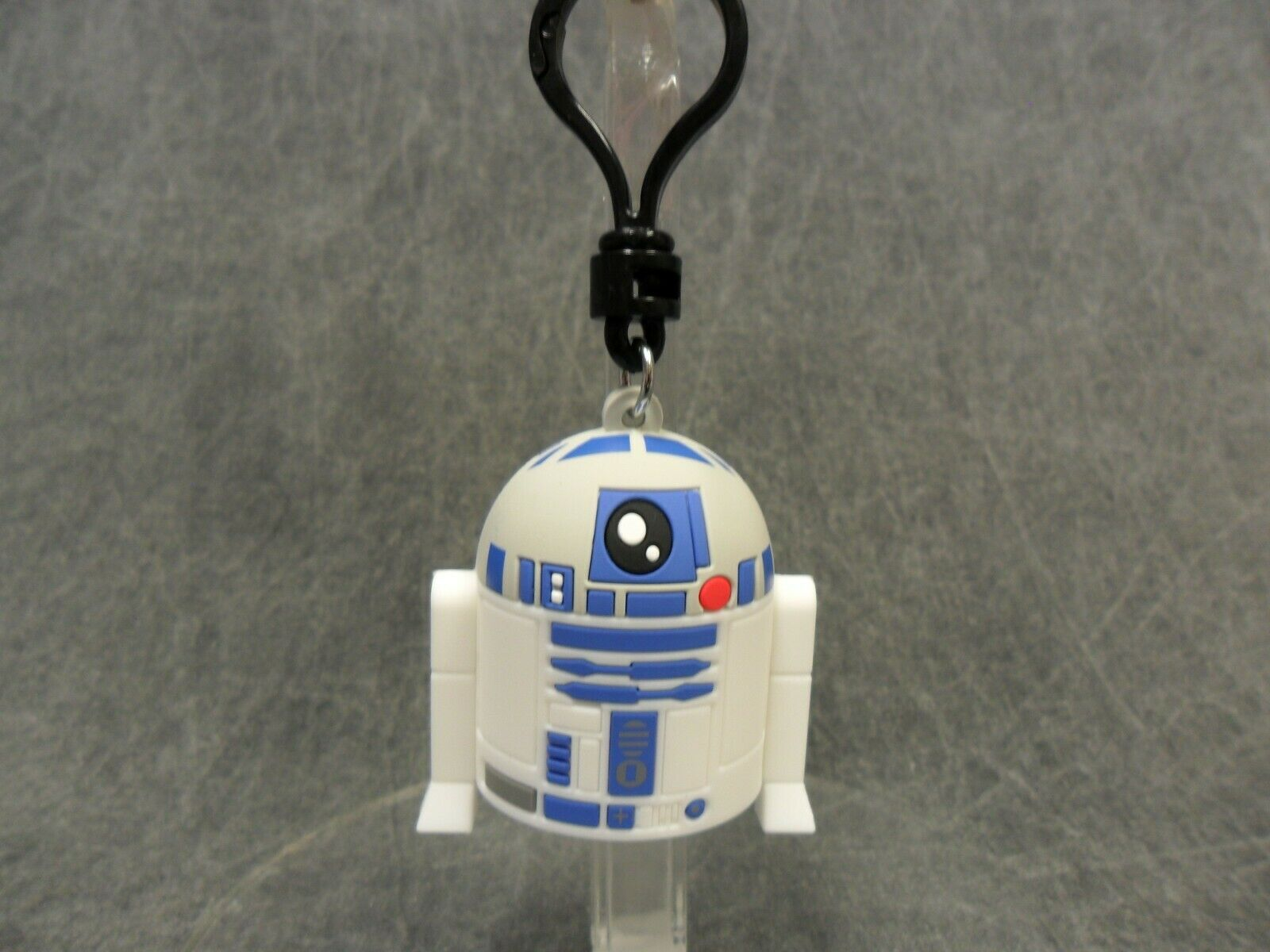 R2 D2 Figural Clip Star Wars NEW Keychain Monogram Key Chain A New Hope