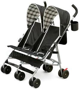 Lightweight Double Side By Side Umbrella Stroller Baby ...
