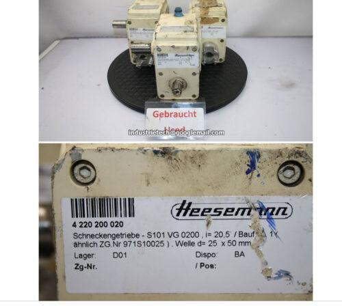 Stöber S101VG0200 i=20,5 Schneckengetriebe für getriebemotor gearbox