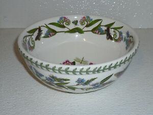 Portmeirion-Salad-Serving-Bowl-BOTANIC-GARDEN-Rhododendron-6-5-034