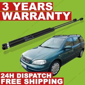 2X FOR VAUXHALL ASTRA G MK4 ESTATE /& VAN 1998-2004 TAILGATE BOOT SUPPORT STRUTS