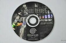 LEGACY OF KAIN - SOUL REAVER - DreamCast Game - Sega - PAL - Polished & Tested