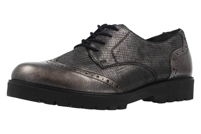 REMONTE Grau - Damen Halbschuhe - Grau REMONTE Schuhe in Übergrößen e438b0