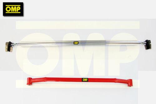 OMP UPPER /& LOWER STRUT BRACE ALFA ROMEO MiTo 1.6 JTDm DIESEL