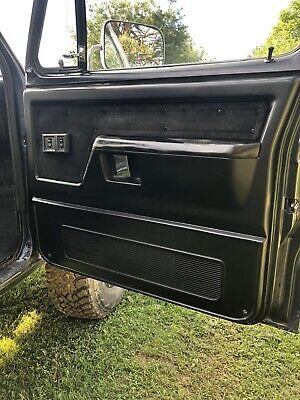 1987 1988 1989 1990 1991 1992 1993 Dodge Ramcharger Door Panel Set Ebay
