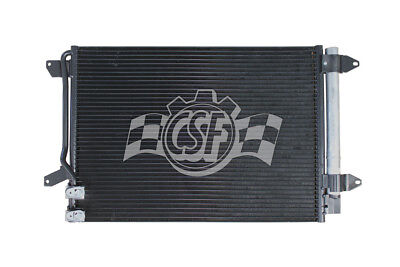 CSF A//C Condenser For 1999-2007 Ford Super Duty 10554