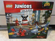 Shark Attack Brand Retired New /& Sealed RARE Lego Juniors Ninjago Movie 10739