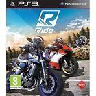 Ride Motorbike Racing Game PlayStation 3 Ps3
