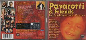 PAVAROTTI-CD-MARIAH-CAREY-RICKY-MARTIN-ZUCCHERO-RENATO-ZERO-LAURA-PAUSINI-BRITTI