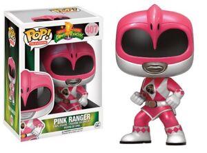 POWER-RANGERS-MOVIE-Figurine-PINK-RANGER-METALLIC-EXCLUSIVE-N-407-FUNKO-POP