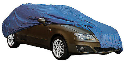 Suzuki Swift Rain Sun Dirt Ice /& Snow Protection Breathable Blue Full Car Cover