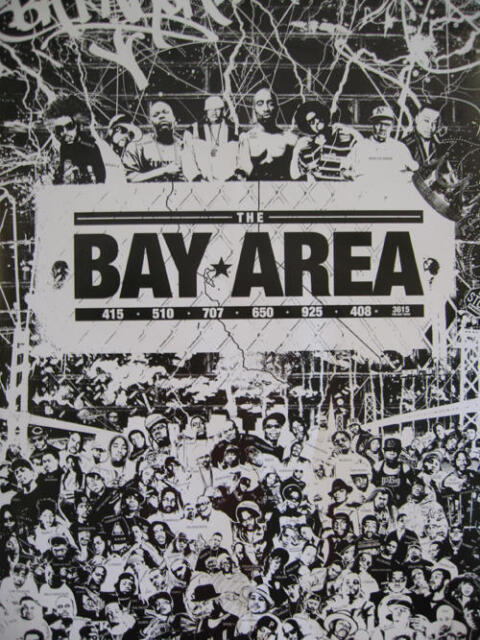 rappers from the bay area
