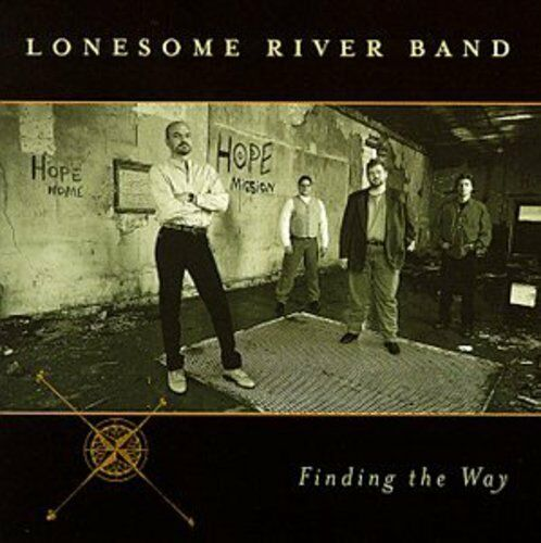 1 of 1 - The Lonesome River Band - Finding the Way [New CD]