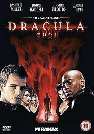 1 of 1 - Dracula 2001 (DVD, 2011)