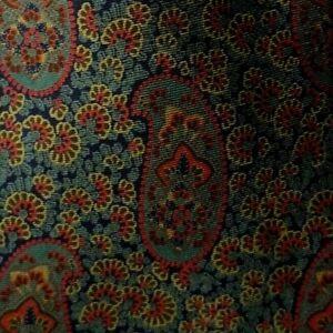 Blue-Green-Orange-Paisley-DIOR-Silk-Tie