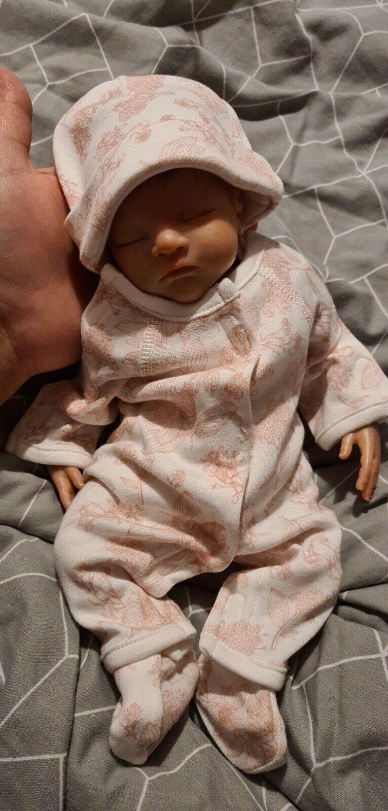 13 Inch Vinyl Reborn Baby Girl