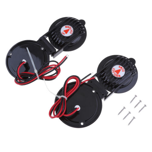 2x Up /& Down Footswitch Foot Switch for Marine Boat Anchor Winch Windlass