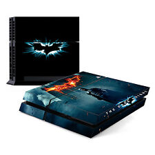 Skin Decal Cover Sticker for Sony PlayStation 4 PS4 - Batman Dark Knight Rises 1