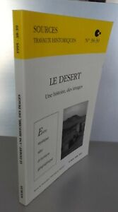 Fuentes-Trabajo-Historicos-El-Desierto-N-38-39-1995-Buen-Estado