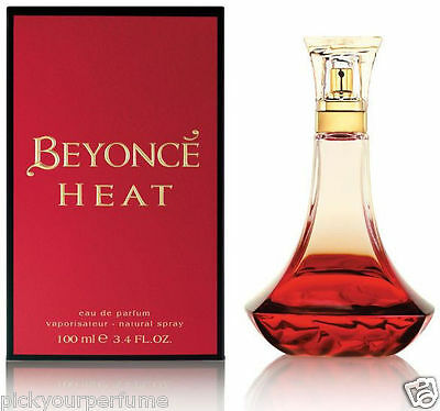 WOMEN Beyonce Heat 3.4 oz * Perfume for Women *  * edp * New In Box & Sealed