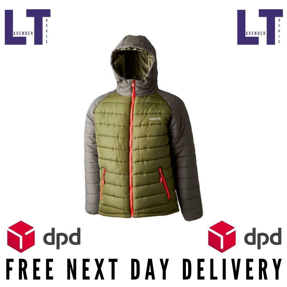 Trakker NEW Hexathermic Jacket -Free Next Day Delivery- All Größes Available