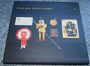 Royal-Mail-Special-Stamps-Year-Book-12-for-1995-Complete-with-all-Stamps