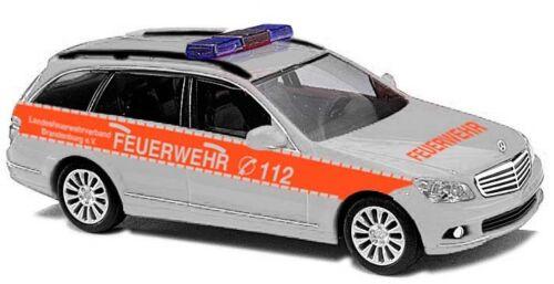 Busch 43667 Mercedes-Benz C-Klasse T-Modell Feuerwehr Scale 1 87