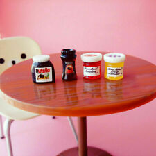 8PCS 1//12 DollHouse Miniature CokeBottles Simulation Kitchen Food Furniture ODUS