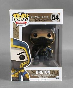 Funko-POP-Games-The-Elder-Scrolls-Online-54-Breton-Vinyl-Figure-1089W