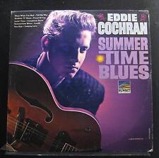 Eddie Cochran - Summertime Blues LP VG SUM-1123 Mono 1966 Vinyl Record