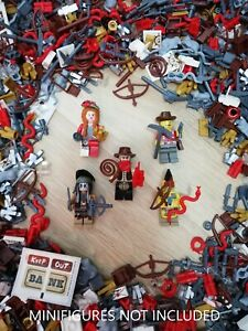 LEGO-X30-qty-Brand-New-Wild-Western-minifigure-accessories-pack-great-mix