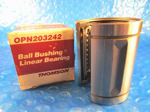 Precision Steel Ball Bushing tm Thomson OPN203242 Bearing