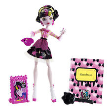 Monster High Draculaura ART CLASS 1 Sammlerpuppe