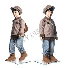 3 Year Old Kids Mannequin Flexible Head Arms And Legs Mz Km3y