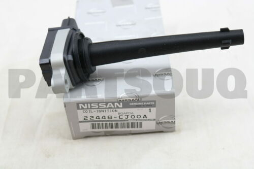 22448CJ00A Genuine Nissan COIL ASSY-IGNITION 22448-CJ00A