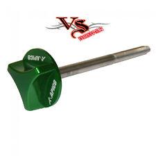 GREEN ANODISE AIRFILTER BOLT CNC 80MM KAWASAKI KX65 00-17 KX80 91-00 KX85 01-17