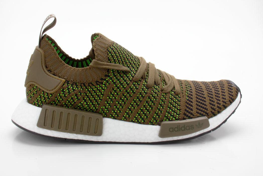 Adidas NMD_R1 STLT PK CQ2389 green-brown-black