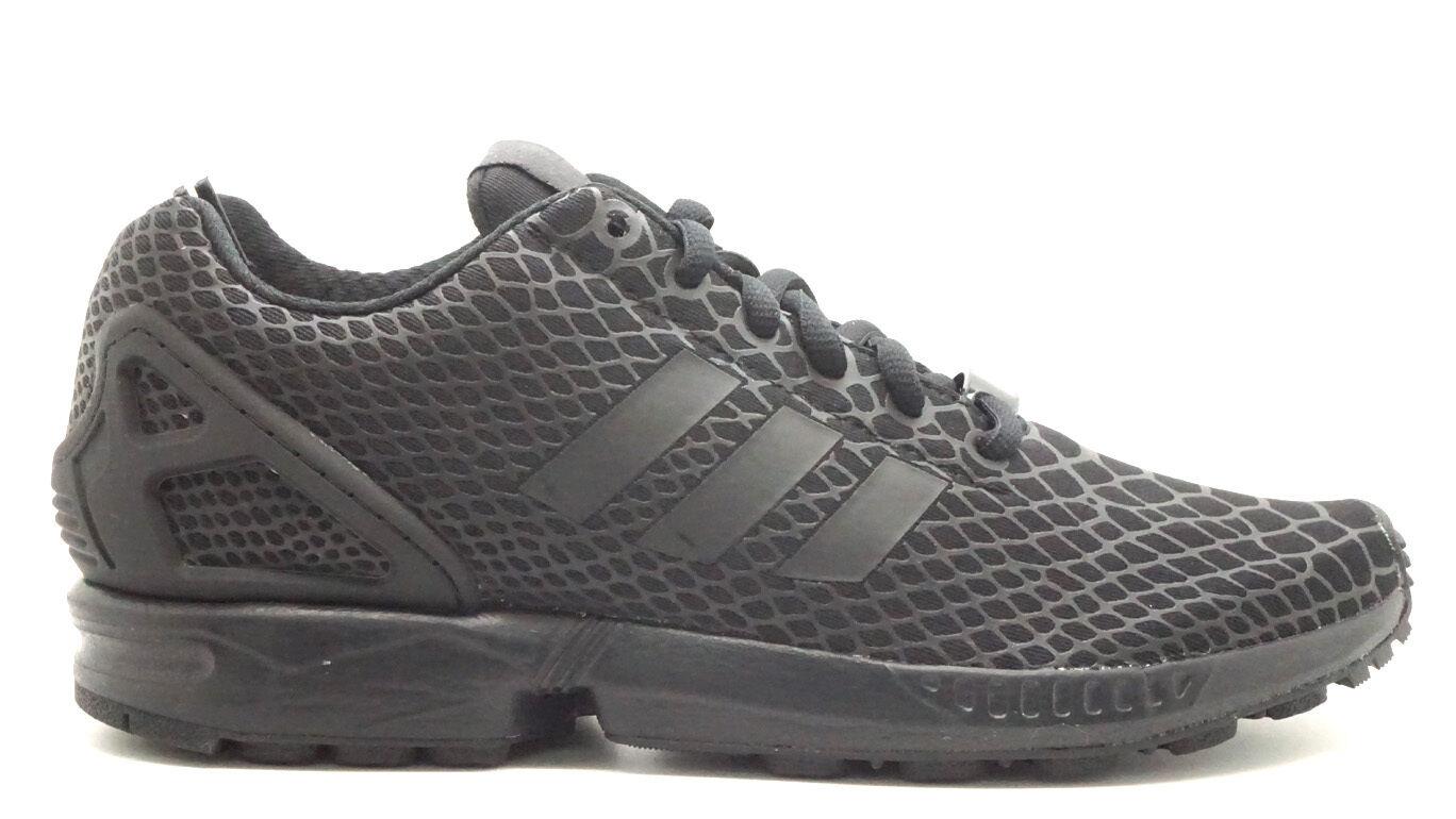 adidas originals mens zx - flux - mens originals turnschuhe adidascblack cblack dk d eac9ce