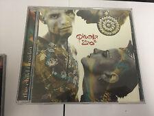 QKUMBA ZOO The Child (Inside) : EU Maxi CD single 3T SOUTH-AFRICA HOUSE