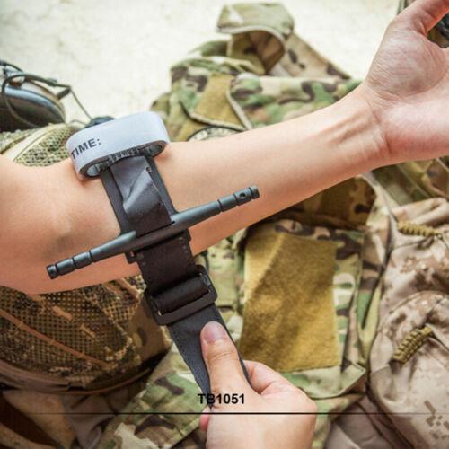 FMA Medical Tactical Tourniquee Militärische Sicherheit Anwendung Tourniquee