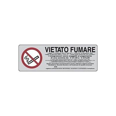 ETIC ADES 150X50 VIETATO ENTRARE PZ 10