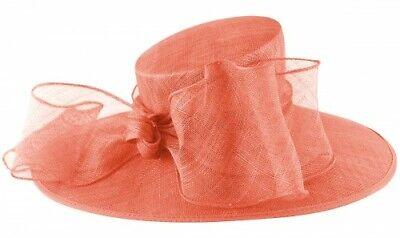 Amabile Failsworth Modisteria Fiocco Eventi Cappello- Elevato Standard Di Qualità E Igiene