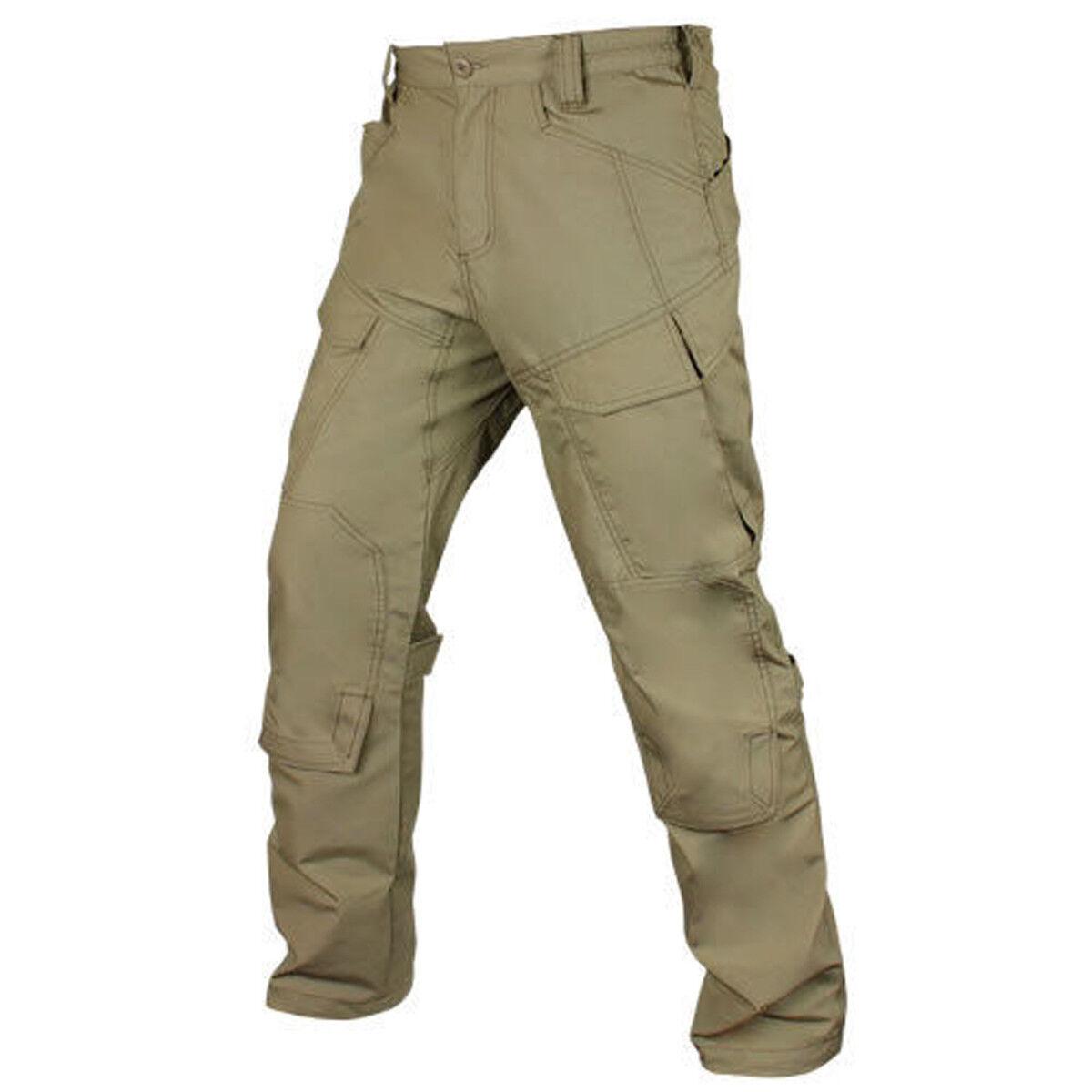 Condor Tac-Ops Pants - Stone - 38X34 - New - 101077-030-38-34