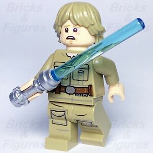 New-Star-Wars-LEGO-Luke-Skywalker-Minifigure-Jedi-Bespin-Outfit-75222-Genuine