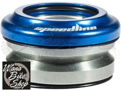 """SPEEDLINE BMX integrated Casque semi-étanche Bleu 1-1//8/"""""""