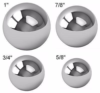 "12 Ball Delrin Bearing Ball Assortment 1//8/"" to 5//16/"""