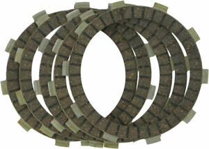 74-79 Kawasaki KX250 EBC CK Series Friction Clutch Plate Kit CK4419