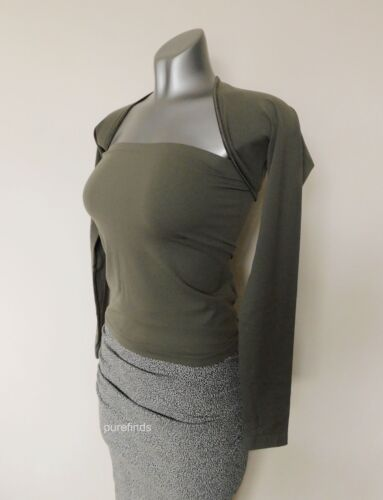 Top Wolford Bolero In 4725 Shrug New Caper Box Fatal 50739 Small I7qIf